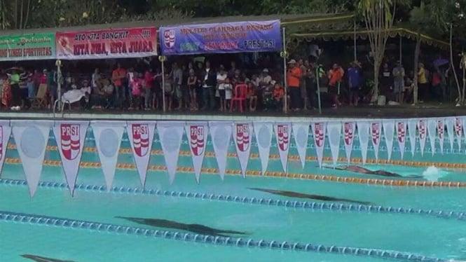 Kejuaraan Bupati Badung Cup 2018.