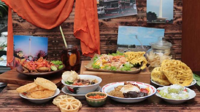 Keukeun Tonjolkan Ilmu Gastronomi Di Festival Kuliner