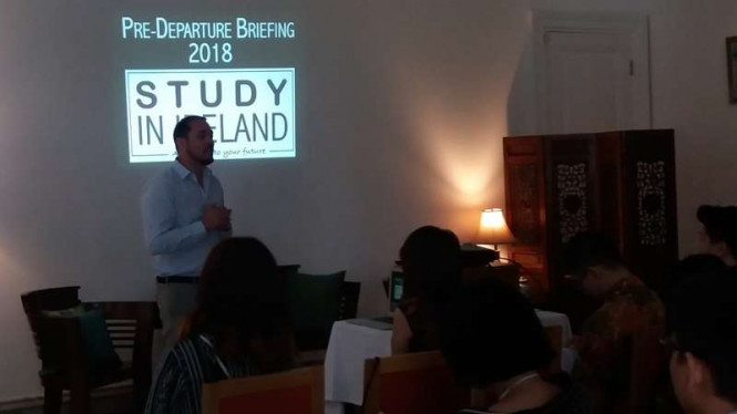 Pre-Departure Briefing 2018: Study In Ireland