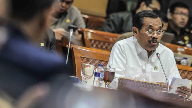 Jaksa Agung HM Prasetyo.