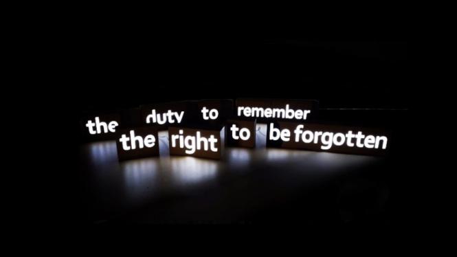 Aturan Hak untuk Dilupakan atau Right to be Forgotten.