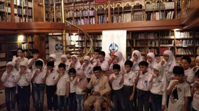 Perpustakaan BJ Habibie