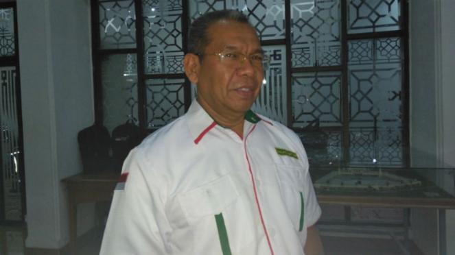 Dirjen Bina Haji Kementerian Agama RI, Khoirizi H Dasir