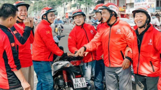 Sopir Go-Viet