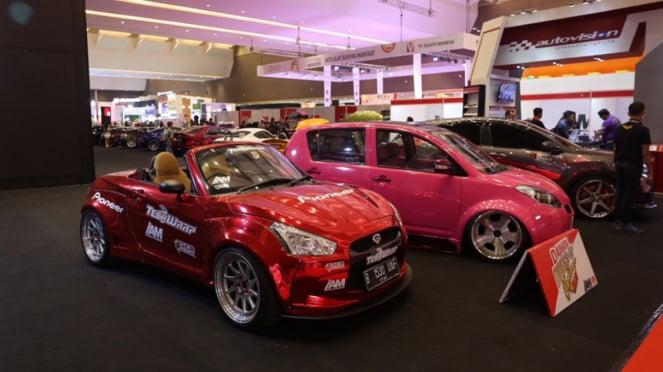Seri ke-9 pameran dan kompetisi mobil modifikasi Indonesia Automodified (IAM)