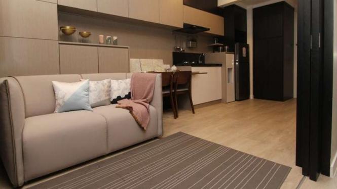 Cara Optimal Buat Ruang Sempit Apartemen Jadi Fungsional Viva