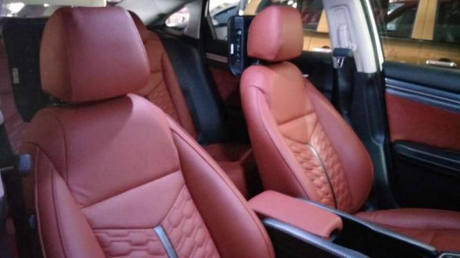 Modifikasi Honda Civic Turbo