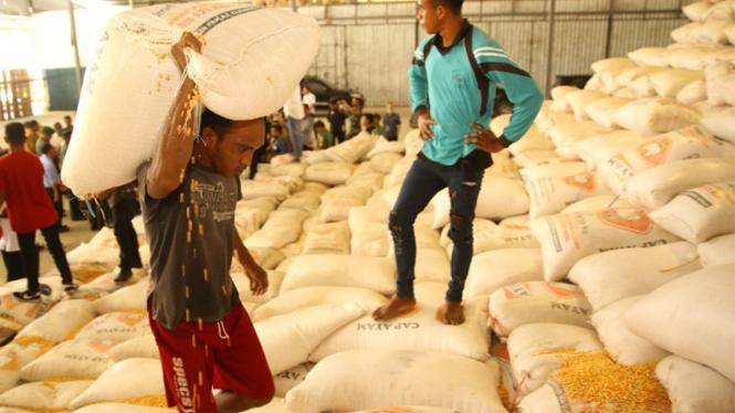 Pemerintah Jual Jagung Impor Rp4.000 Per Kilogram