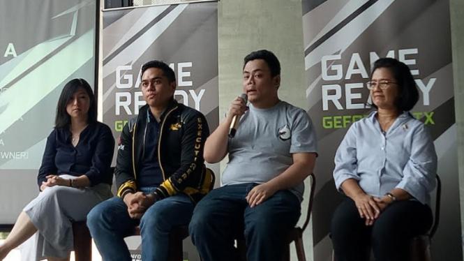 Indonesia siap jalani ekshibisi eSports di Asian Games 2018