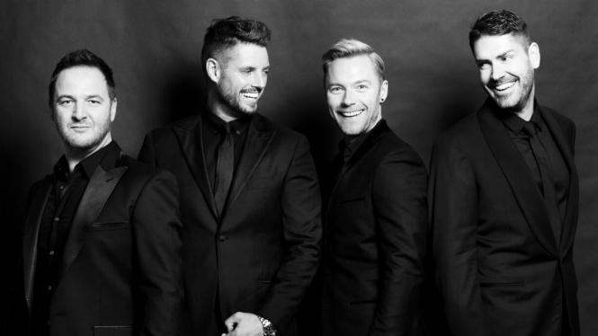 Maret 2019, Boyzone Gelar Konser Perpisahan Di Indonesia