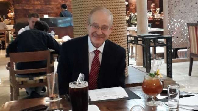 Duta Besar Bahrain untuk Indonesia, Mohamed Ghassan Shaikho.