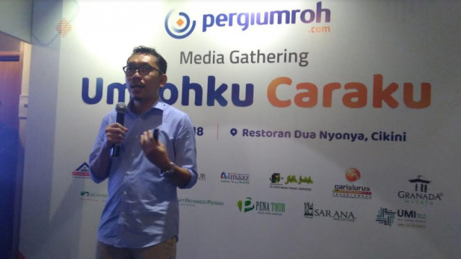 Media Gatehring Startup Pergiumroh