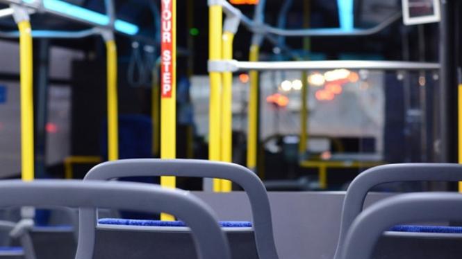 Transportasi umum.