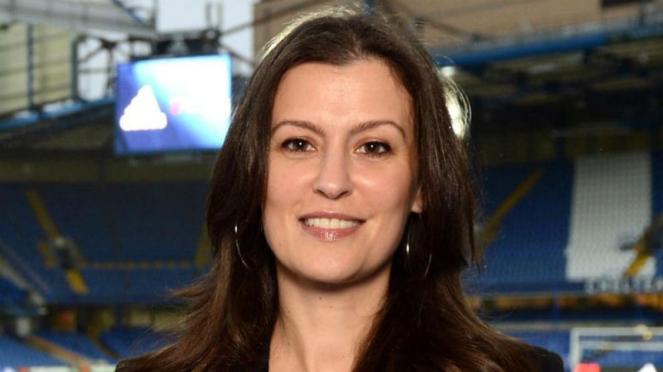 Direktur cantik Chelsea, Marina Granovskaia