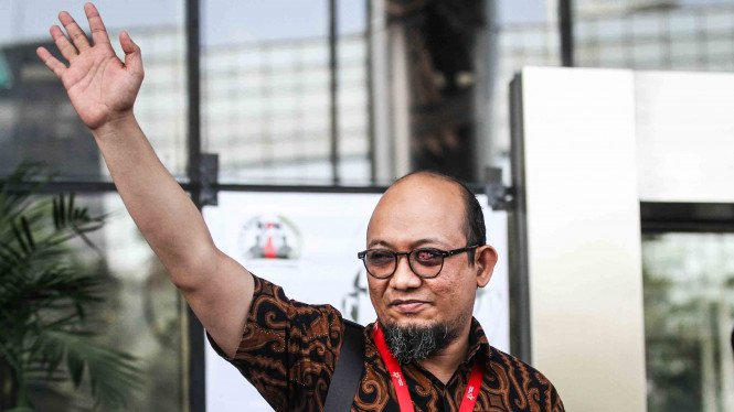 Penyidik senior Komisi Pemberantasan Korupsi (KPK), Novel Baswedan