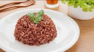 Nasi Merah.