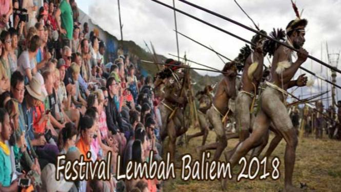Festival Lembah Baliem 2018