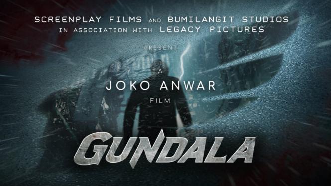 Poster film Gundala.