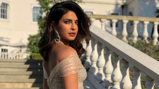 Aktris Hollywood berdarah India, Priyanka Chopra.
