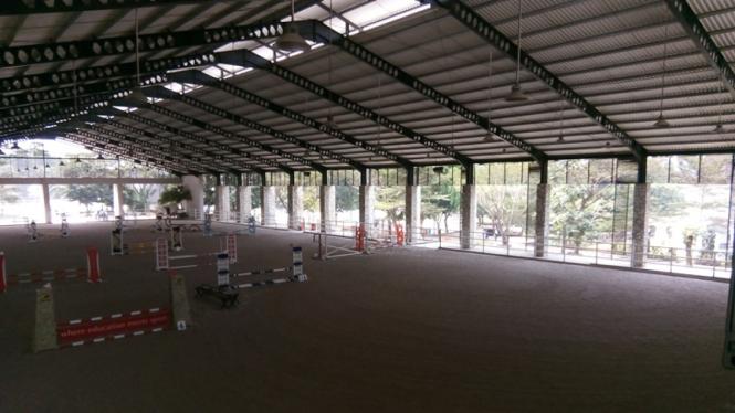Venue pentathlon di Tangerang