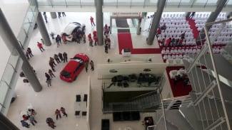 Diler baru Honda di MT Haryono, Jakarta Selatan