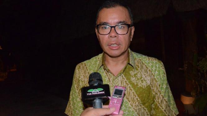 Anggota Komisi VII DPR RI Bara Hasibuan
