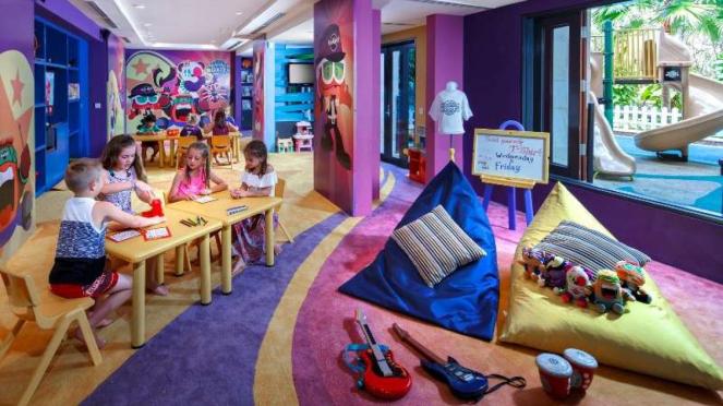 Roxity Kids Club Hard Rock Hotel Bali