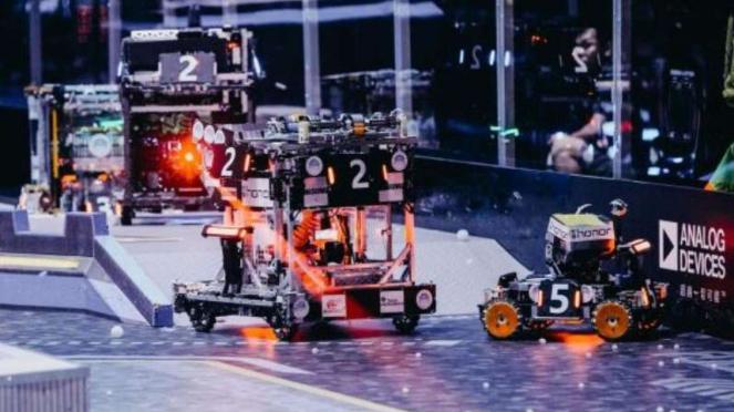 Kompetisi robotik tahunan, RoboMaster