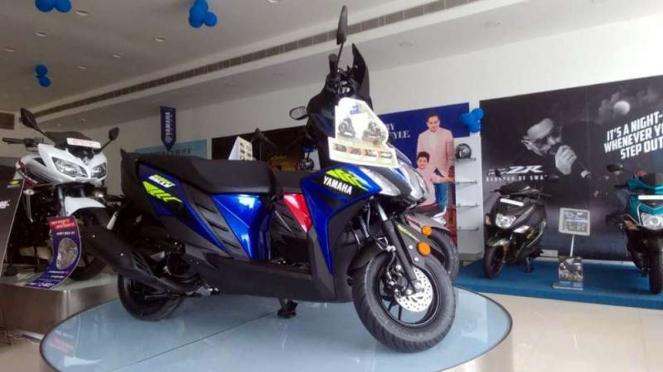 Yamaha Ray ZR Street Rally
