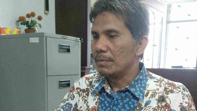 Kepala Ombudsman RI Perwakilan Sumut, Abyadi Siregar.