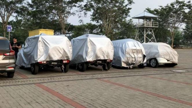 Deretan mobil Suzuki yang akan diperkenalkan di GIIAS 2018.
