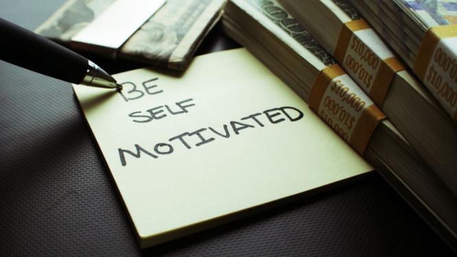 Motivasi.