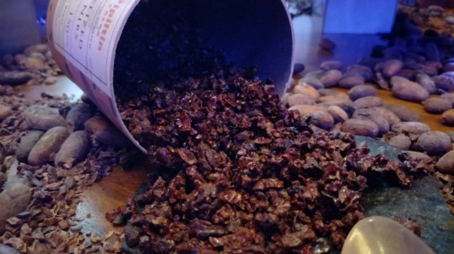 Produk cokelat Pipiltin Cocoa.