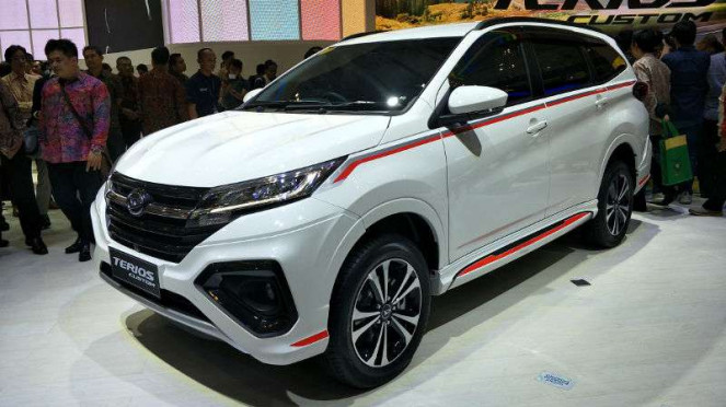 Daihatsu Terios Custom