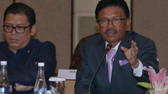 Fourth image of Ini Alasan Megawati Mengapa Amandemen Uud 1945 Perlu with Nasdem: Amandemen UUD 1945 Tak Harus Buru-buru Sekarang ...