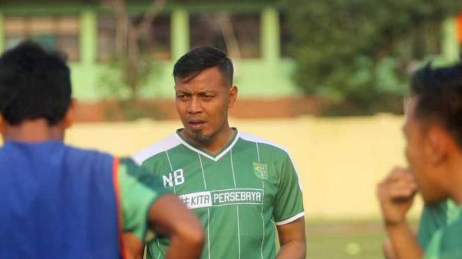 Caretaker Persebaya Surabaya, Bejo Sugiantoro