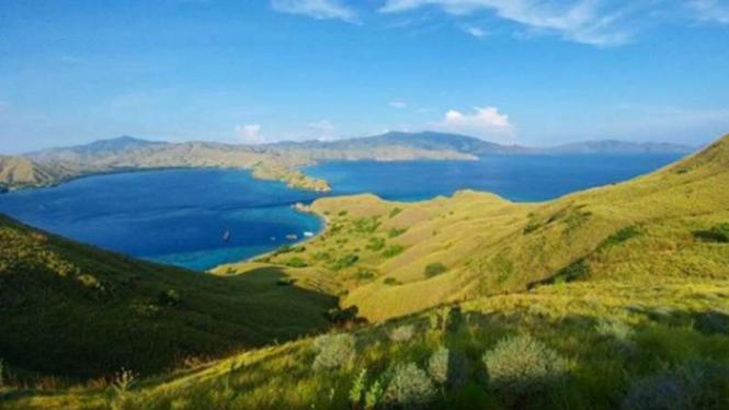 Gili Lawa Darat, Nusa Tenggara