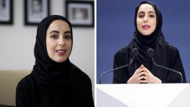 Shamma Al Mazrui.