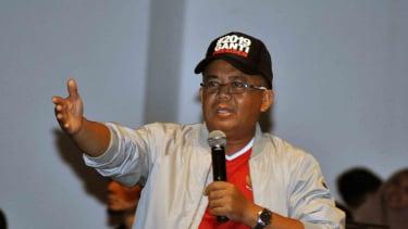 Presiden Partai Keadilan Sejahtera (PKS), Sohibul Iman