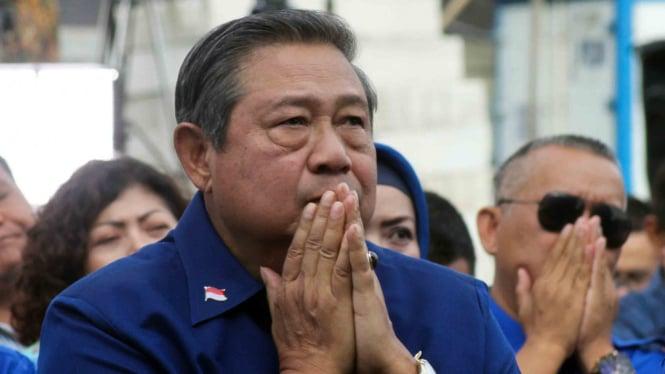 Presiden ke-6 RI, Susilo Bambang Yudhoyono (SBY)