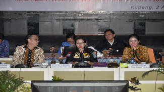 Wakil Ketua Komisi III DPR RI Erma Suryani Ranik