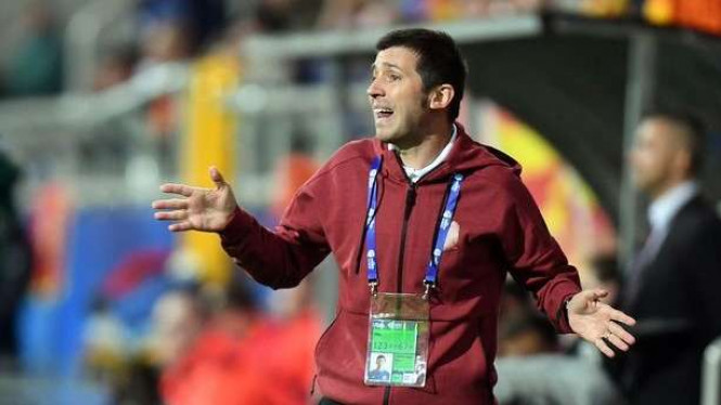 Asisten pelatih Real Madrid, Albert Celades