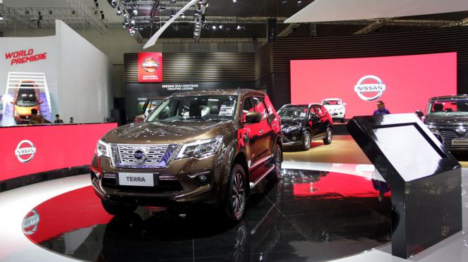 Deretan Mobil Terbaru di GIIAS 2018, Nissan Terra