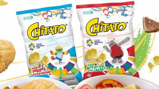 Chitato Asian Games