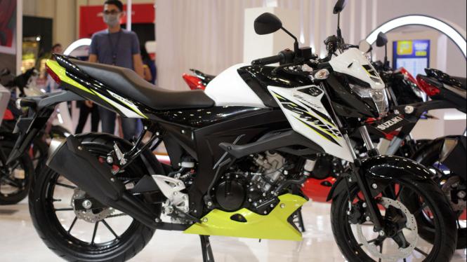 Motor Suzuki Bandit di GIIAS 2018