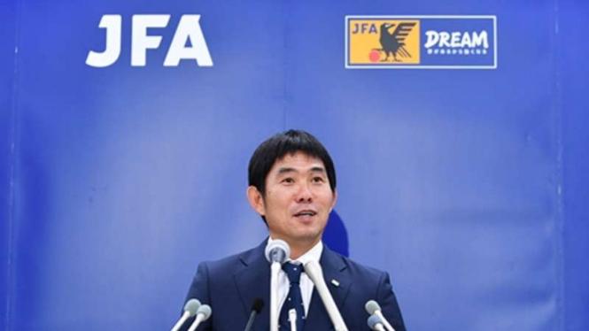 Pelatih Timnas Jepang U-23, Hajime Moriyasu