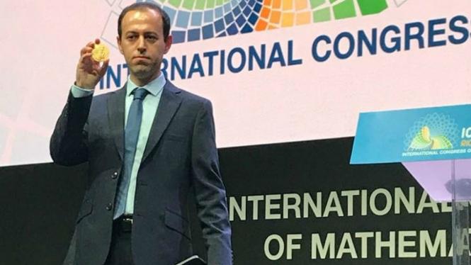Caucher Birkar, pengungsi peraih medali sekelas Nobel Matematika