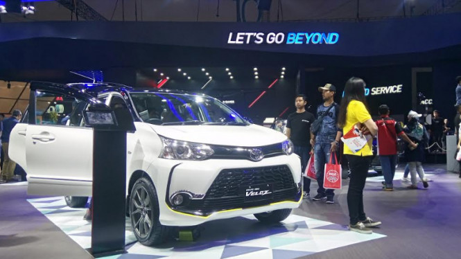 Diskon besar Toyota di GIIAS 2018