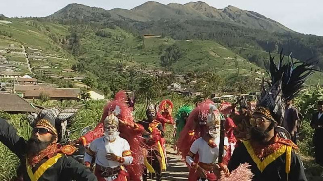 Festival Tungguk Tembakau, Warisan Leluhur di Lereng Merbabu