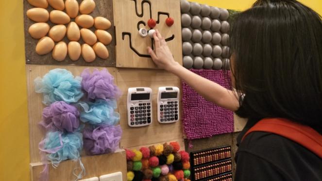 Buumi Playscafe, taman bermain edukatif anak di Jakarta